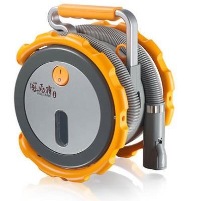 【VOLCANO大力士】乾濕兩用-超強吸力-時尚便攜式車用吸塵器 VC800