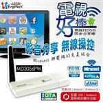 人因MD3056PW-電視好棒iOS加強版--無線HDMI同步分享棒