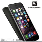 POWER SUPPORT iPhone6 Plus Air jacket保護殼^(附亮面
