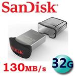 【代理商公司貨】SanDisk 32GB Ultra Fit CZ43 USB3.0 隨身碟