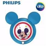 【飛利浦 PHILIPS】迪士尼魔法燈-LED感應式夜燈-米奇 (71766/30)
