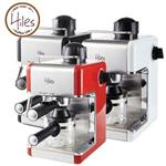 Hiles皇家系列義式高壓蒸氣咖啡機^(HE~307^)絢麗紅