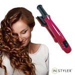 【Instyler】第二代負離子兩用速效電動捲髮器