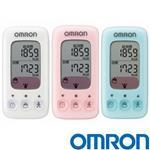 日本【OMRON歐姆龍】計步器 HJA-310(三色可選)