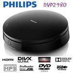 PHILIPS 飛利浦HDMI/USB DVD光碟機  DVP2980