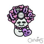 Candies~iPhone6 6s^(4.7吋^) 睡眠寶寶LOVE~紫