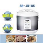 【國際牌 Panasonic】 10人份機械式電子鍋 SR-JN185
