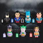 義大利TRIBE~蝙蝠俠VS超人 8GB 隨身碟~ 收藏組