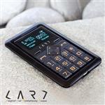新加坡 CARD Phone CM1-Globe 3G 名片型手機 (尊爵黑)