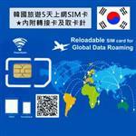 韓國旅遊網卡