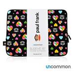 Paul FrankxUncommon Macbook15吋筆電包 - Multi Hearts