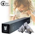 【Color Salon Tea】碳焙黑烏龍茶(3g 12包/盒)