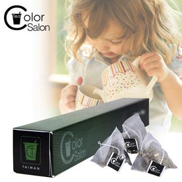 【Color Salon Tea】玄米茶(4g 12包/盒)