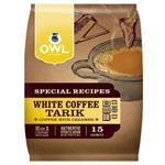 【貓頭鷹咖啡】二合一拉白咖啡375g (2袋組)