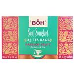 2017.09.25即期良品【BOH寶樂茶】風味紅茶包-百香果味20入/盒(2盒組)