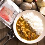 花蓮家咖哩-南洋咖哩料理包綜合8包組(牛*2+雞*2+豬*2+菜*2)