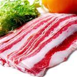 【好神】美國安格斯黑牛頂級牛五花烤肉片15包組