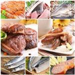 【華得水產】海鮮烤肉8件組A(約6-8人份/組)