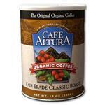Cafe Altura 有機公平交易 烘焙研磨咖啡粉