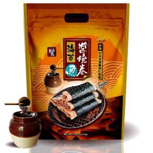 【福禧齋】海苔醬燒魚卷-原味(70g 七入袋裝)