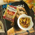 【進口零食】美國人氣第一!!【Snyder's史奈德蝴蝶餅】蜂蜜芥末