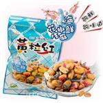 黃粒紅海鮮椒麻花生200g
