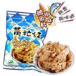 黃粒紅椒麻鱈魚片120g