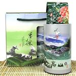 【醒茶莊】御品高山金萱茶葉禮盒300g(2組)