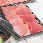 【台灣鑫鮮】印度洋南方黑鮪魚TORO-赤身生魚片500g