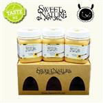 【壽滿趣】Sweet Nature - 紐西蘭 乳狀三葉草蜂蜜(250gmx3 瓶)