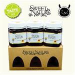【壽滿趣】Sweet Nature - 紐西蘭 活性麥蘆卡蜂蜜 UMF10+(250gmx3 瓶)