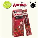 【壽滿趣- 紐西蘭原裝進口】Annies 全天然水果條(草莓15gm6片裝)