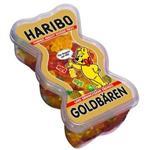 ~哈瑞寶 HARIBO~金熊盒裝水果風味Q軟糖450g