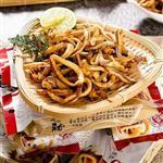 【愛上新鮮】超好吃咔啦脆魷6包(25g±10%/包)