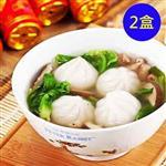樂活e棧 蔬食達人-原味水晶餃(10顆/盒,共2盒)