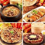 三低素食年菜 樂活e棧-事事如意-套組 (2菜1湯1甜點)