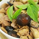 預購-【皇覺】素食達人-鮮味鴻福三杯杏鮑菇(適合4-6人份)