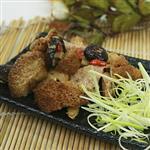 預購-【皇覺】素食達人-金玉滿堂麻油猴頭菇(適合4-6人份)