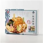日本新潟模樣-越州六味米果禮盒 二入組
