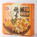 日本龜田製果-穗之香米果禮盒 二入組