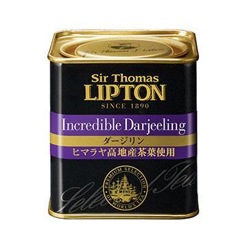 【立頓】極品爵士茶大吉嶺茶罐100G