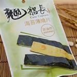 【東港翹船長】金巧海苔薄燒片5入組