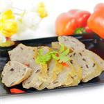 【高興宴】素人上菜-養生健康香菇卷單人餐5份(蛋奶素)