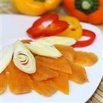 【高興宴】素人上菜-甜心海味素烏魚子單人餐5份(蛋奶素)