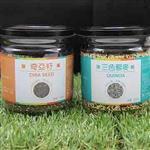 【農心未泯】(天然手工製作)溫補暖身最貼心 桂圓黑糖&玫瑰四物黑糖  2罐 (200g/罐)