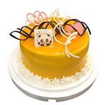 現貨+預購【台灣鑫鮮】夏日芒果淋面蛋糕7吋
