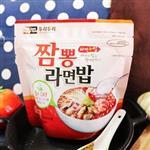 【進口零食】DOORI DOORI泡飯+泡麵~海鮮炒碼口味