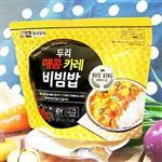 【進口零食】DOORI DOORI石鍋拌飯~咖哩風味