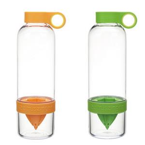 【Citrus Zinger】活力瓶(柑檸纖水瓶)-2入(綠/橘)