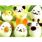 日本蛋蛋屋便當DIY動物雞蛋料理模具
